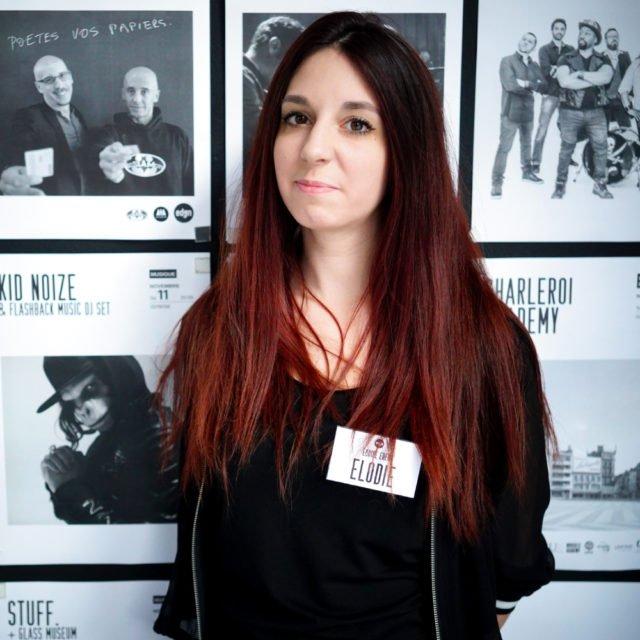 Elodie - Bénévole @Eden Charleroi