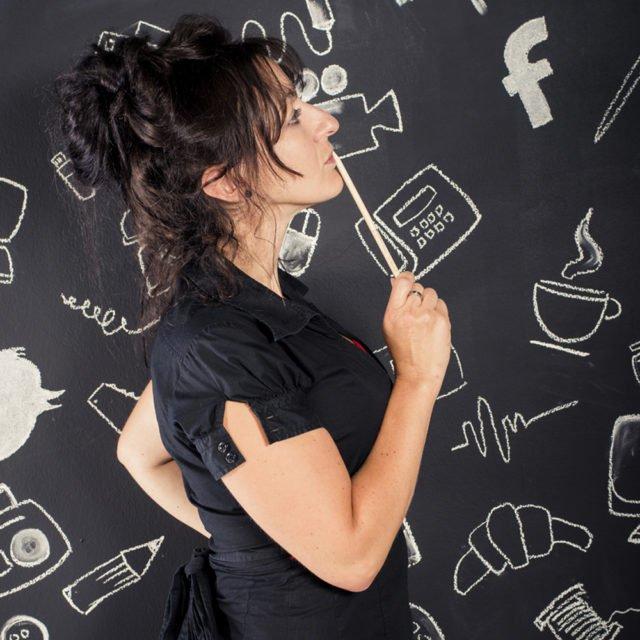 Carmela Morici - Responsable des partenariats et de la communication @Eden Charleroi