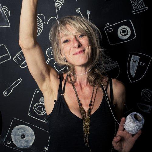 Laurence Vits - Créatrice textile @Eden Charleroi