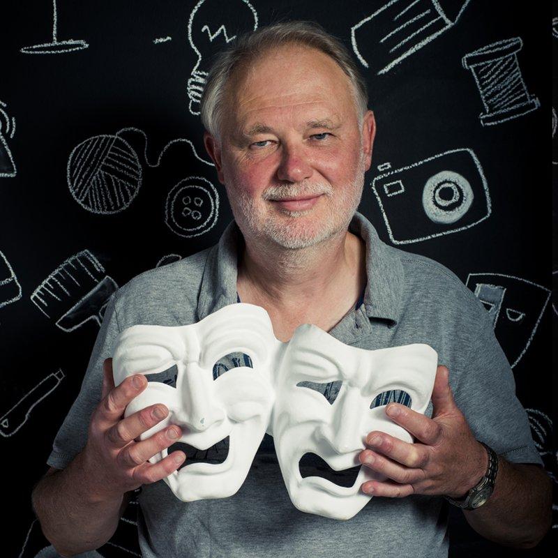 Pierre Noel - Programmateur théâtre @Eden Charleroi