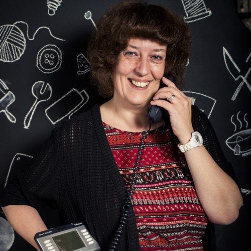 Sabine Fondaire - Assistante administrative @Eden Charleroi