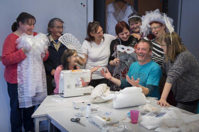GBB Workshop @Eden Charleroi
