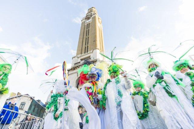Carnaval de Charleroi @Eden Charleroi