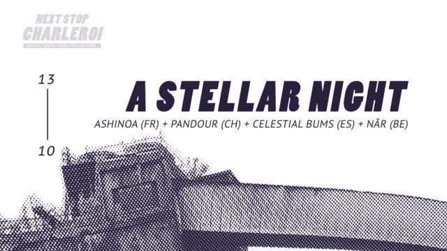 Stellar Night @Atelier 210