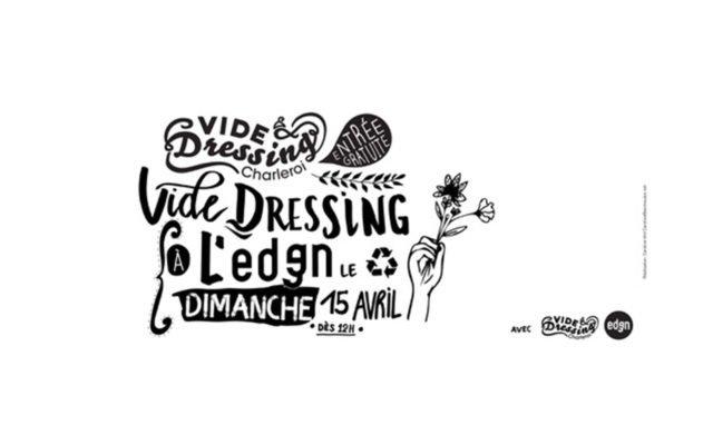 Vide Dressing @Eden Charleroi