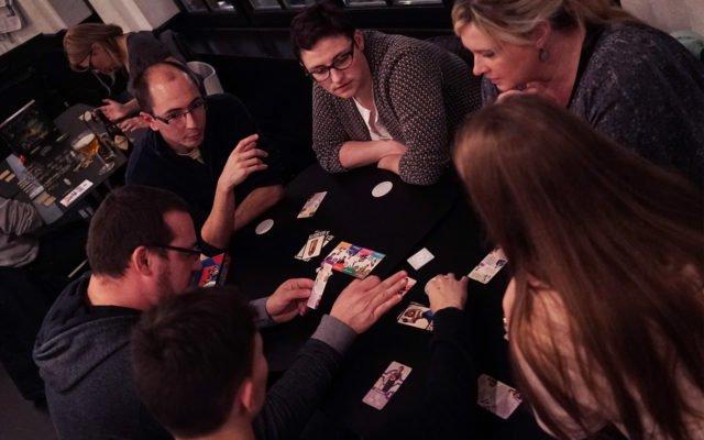 Eden & Games @Eden Charleroi
