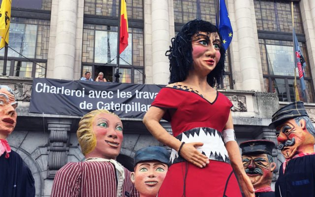 Fêtes de Wallonie @Charleroi