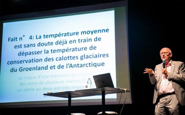 Jean-Pascal Van Ypersele @Eden Charleroi