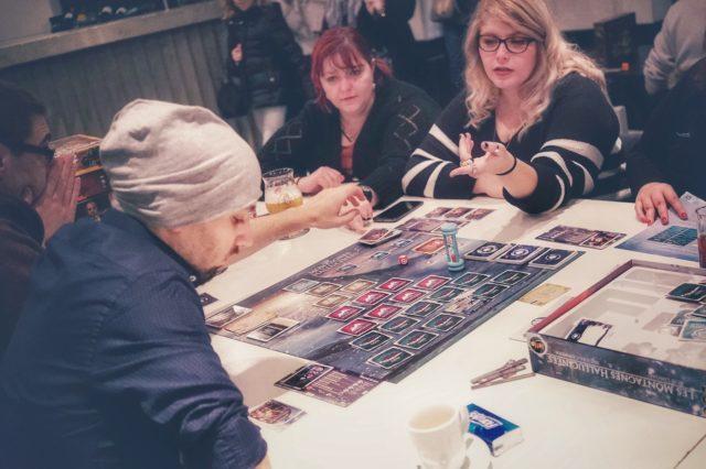 Eden and games @Eden Charleroi