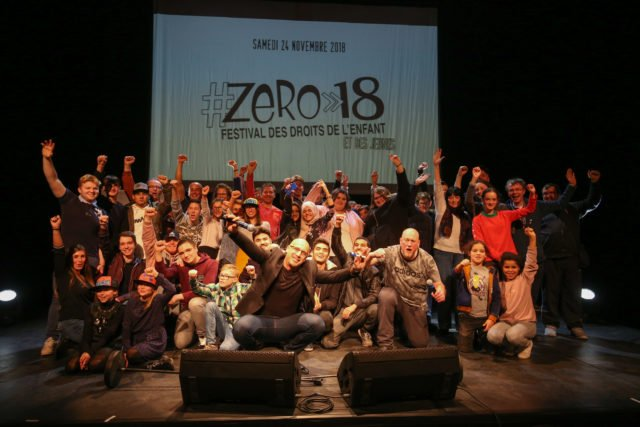 Zero18 @Eden Charleroi