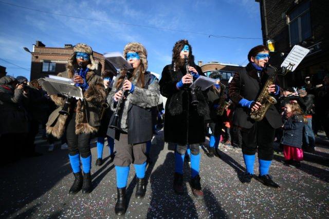 Urbanda @Carnaval de Charleroi 2018