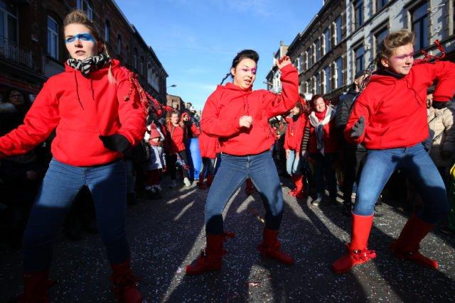 Temps Danses Urbaines @Carnaval de Charleroi