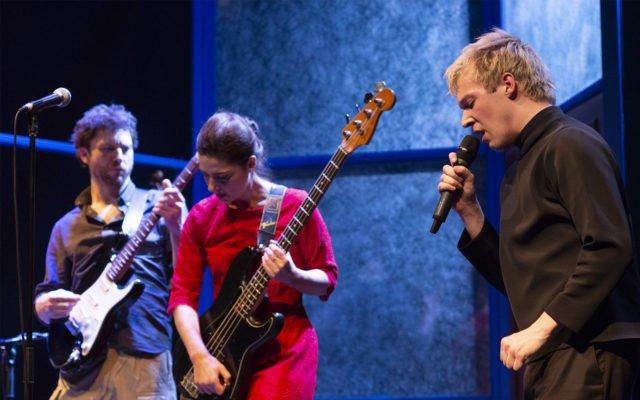 Hamlet @ Eden - Centre Culturel de Charleroi, théâtre classique, Mustii, musique