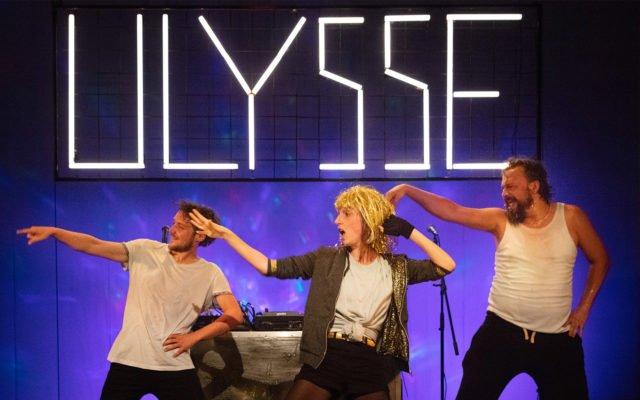 Odysee @Eden Charleroi