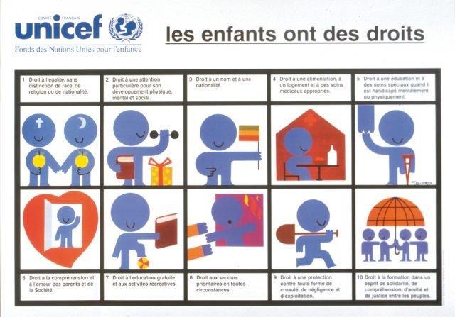 Droits enfants UNICEF / Zero 18 @ Eden Charleroi