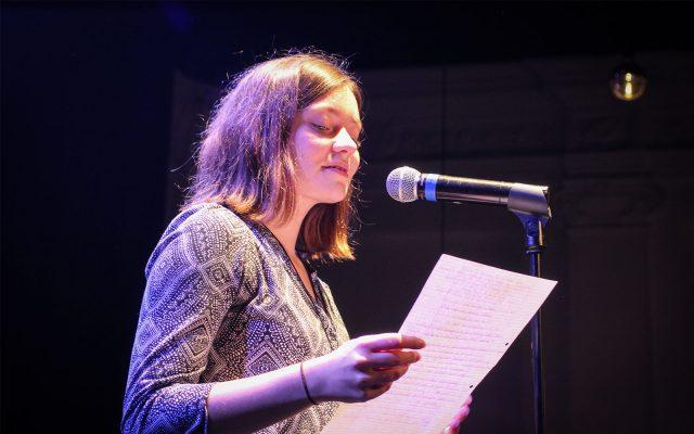 Slam de poesie @Eden Charleroi