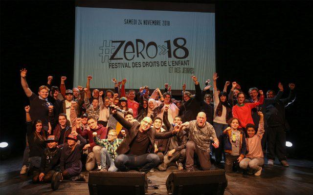 Zero>18 @Eden Charleroi