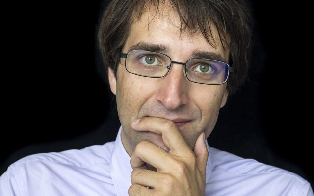 Josef Schovanec @Eden Charleroi