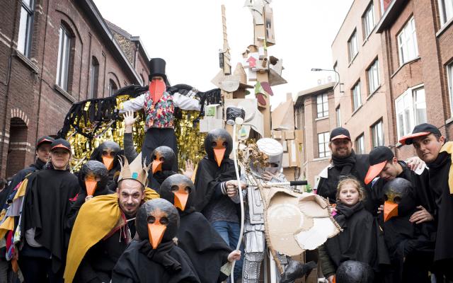 Cap Carnaval @ Eden Charleroi
