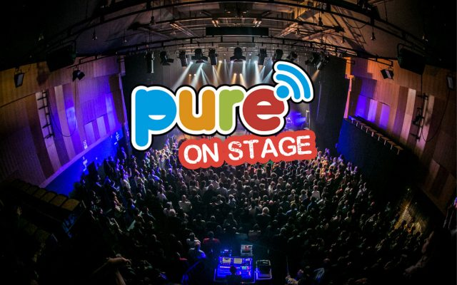 Pure on Stage 2019 @ Eden Charleroi