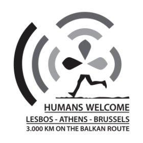 Eden Centre Culturel de Charleroi, partenaire, Humans Welcome, HW, collectif citoyen, réfugiés