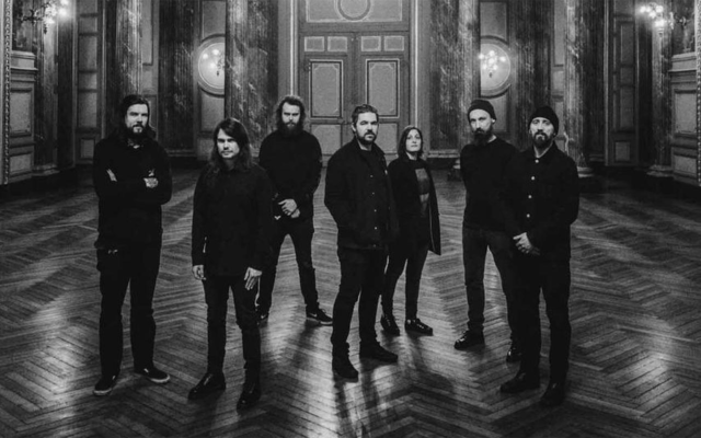 Amenra, acoustic, acoustique, concert, musique, metal, spectacle, Eden, Centre culture de Charleroi