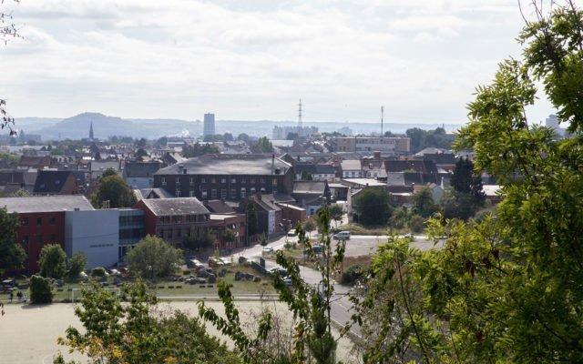 Carollywood Vallée, balade exploratoire, exploration urbaine, virée, vadrouille, randonnée, Eden, Centre culturel de Charleroi