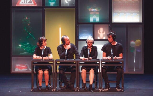 Is there life on mars, Compagnie What's up, théâtre, spectacle, autisme, témoignage - Eden, Centre culturel de Charleroi