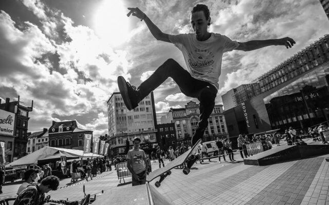 Block Party, culture urbaine, découvertes, ville, danse © Eden| Centre culturel de Charleroi