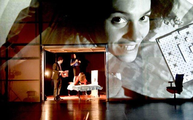 Points de rupture, théâtre, spectacte, Ancre, Festival Kicks, Eden, Centre culturel de Charleroi © Antonio Gomez Garcia