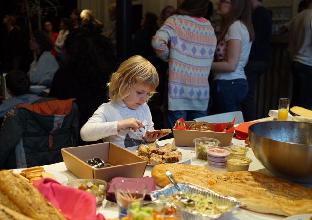 Goûter @ Eden - Centre Culturel de Charleroi, enfants