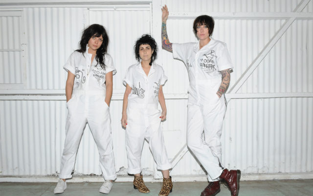 The Coathangers @Eden Charleroi